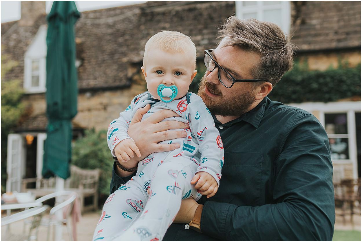 Lincolnshire photography photographer holding a baby