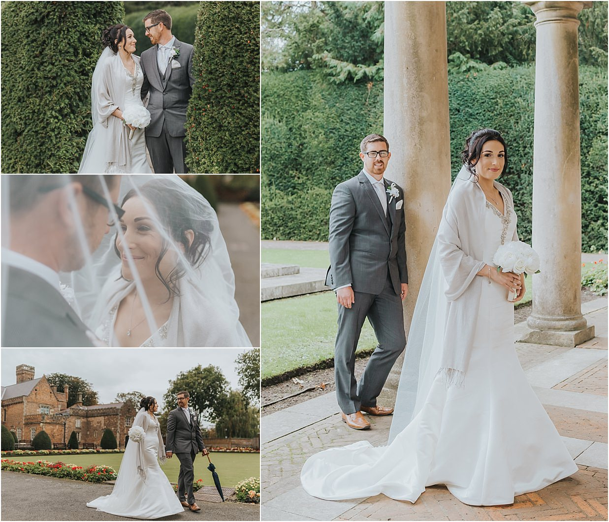 Lincolnshire wedding photographer Spalding Ayscoughfee 1028 - Hare // Lincolnshire Wedding Photographer