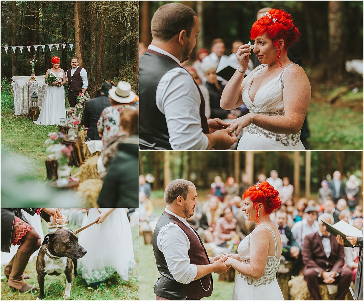 Norfolk Wedding Photograhy Bradmoor Woods Kings Lynn 1029 - Annan // Norfolk Wedding Photographer