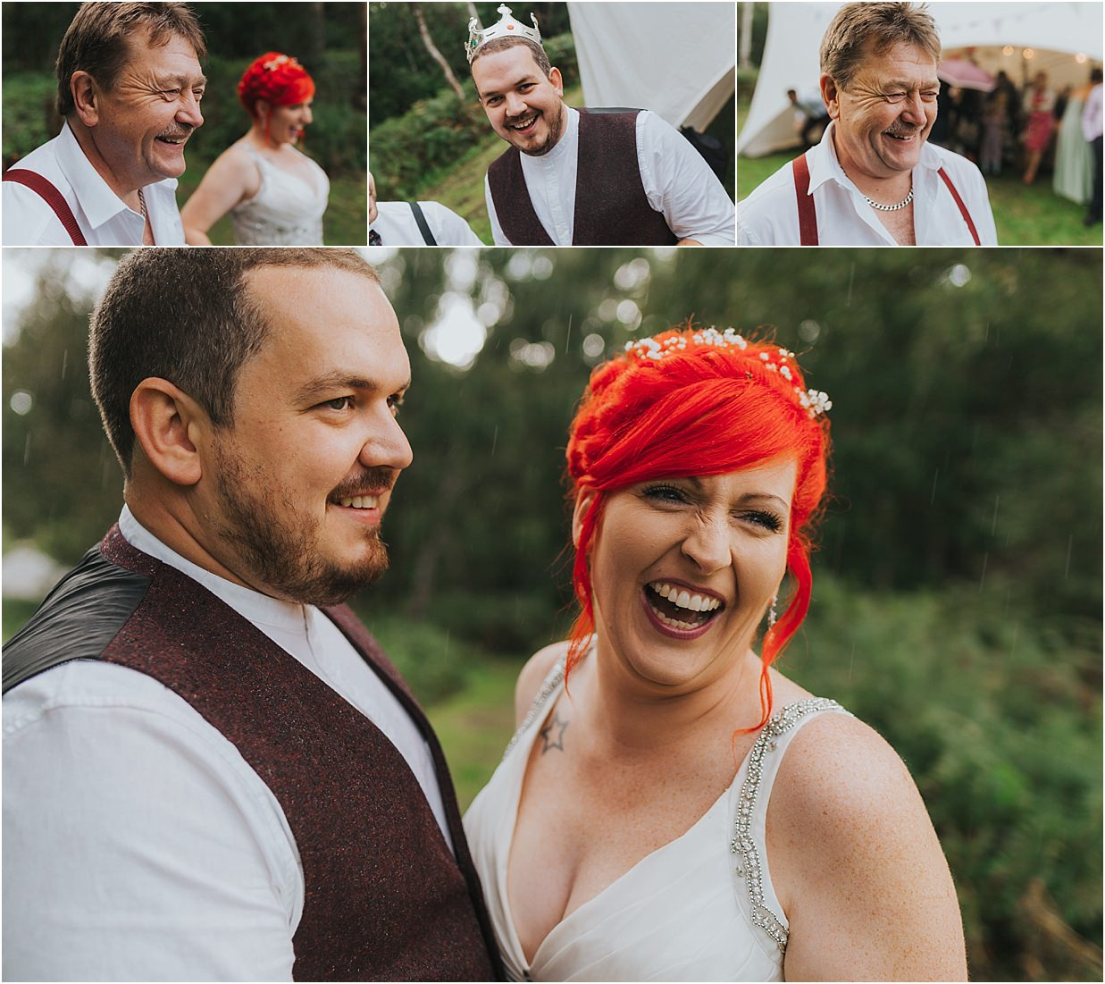 Norfolk Wedding Photograhy Bradmoor Woods Kings Lynn 1065 - Annan // Norfolk Wedding Photographer