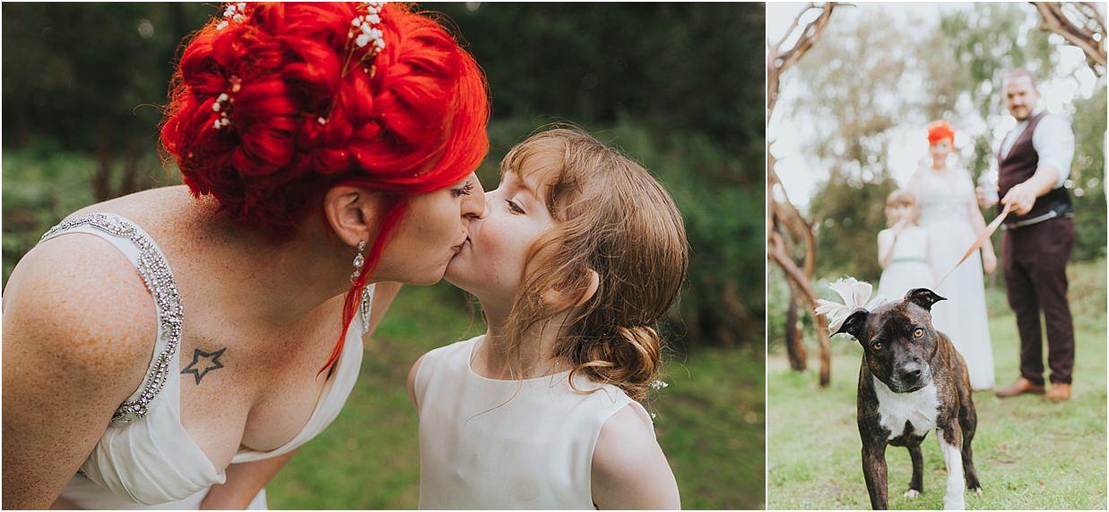 Norfolk Wedding Photograhy Bradmoor Woods Kings Lynn 1066 - Annan // Norfolk Wedding Photographer