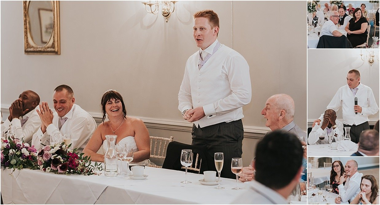 Rutland and Lincolnshire photography Speeches at Barnsdale lodge Oakham