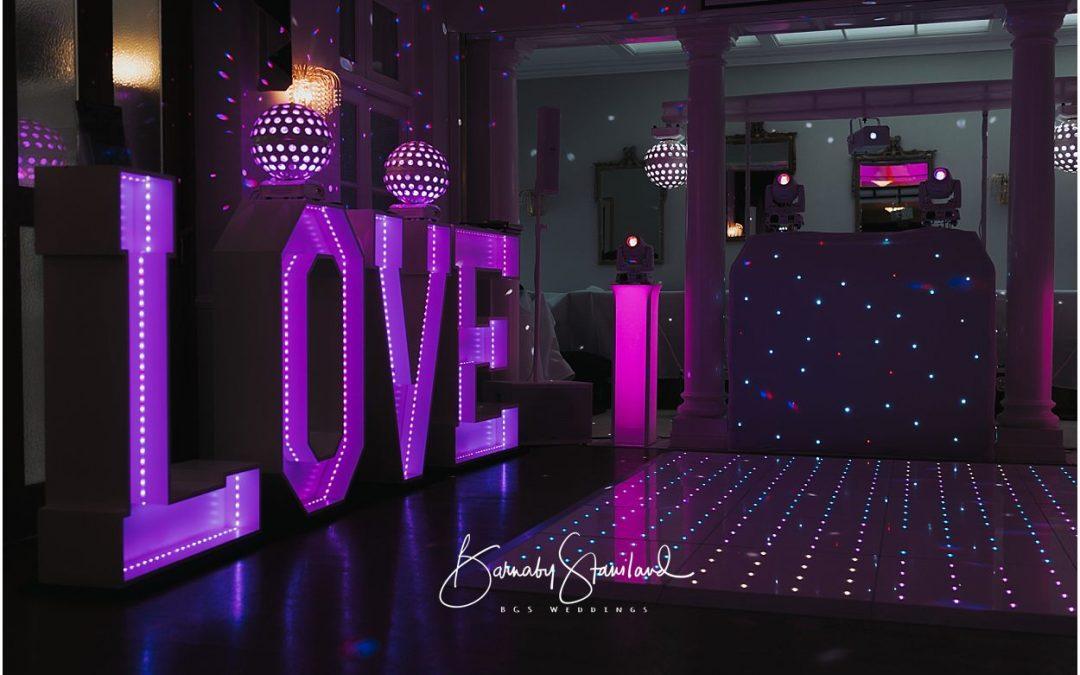 Rutland Weddings // Normanton Park Hotel
