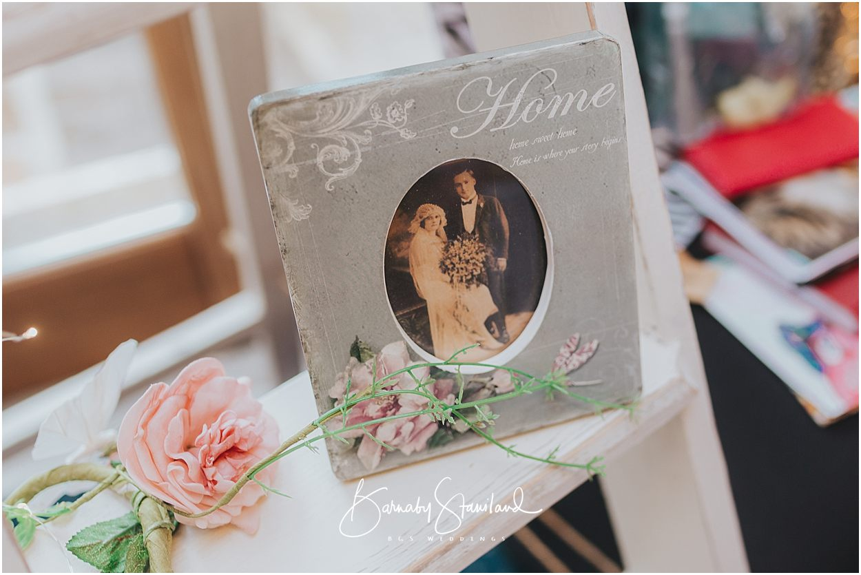 Rutland Wedding Photography vintage photo album