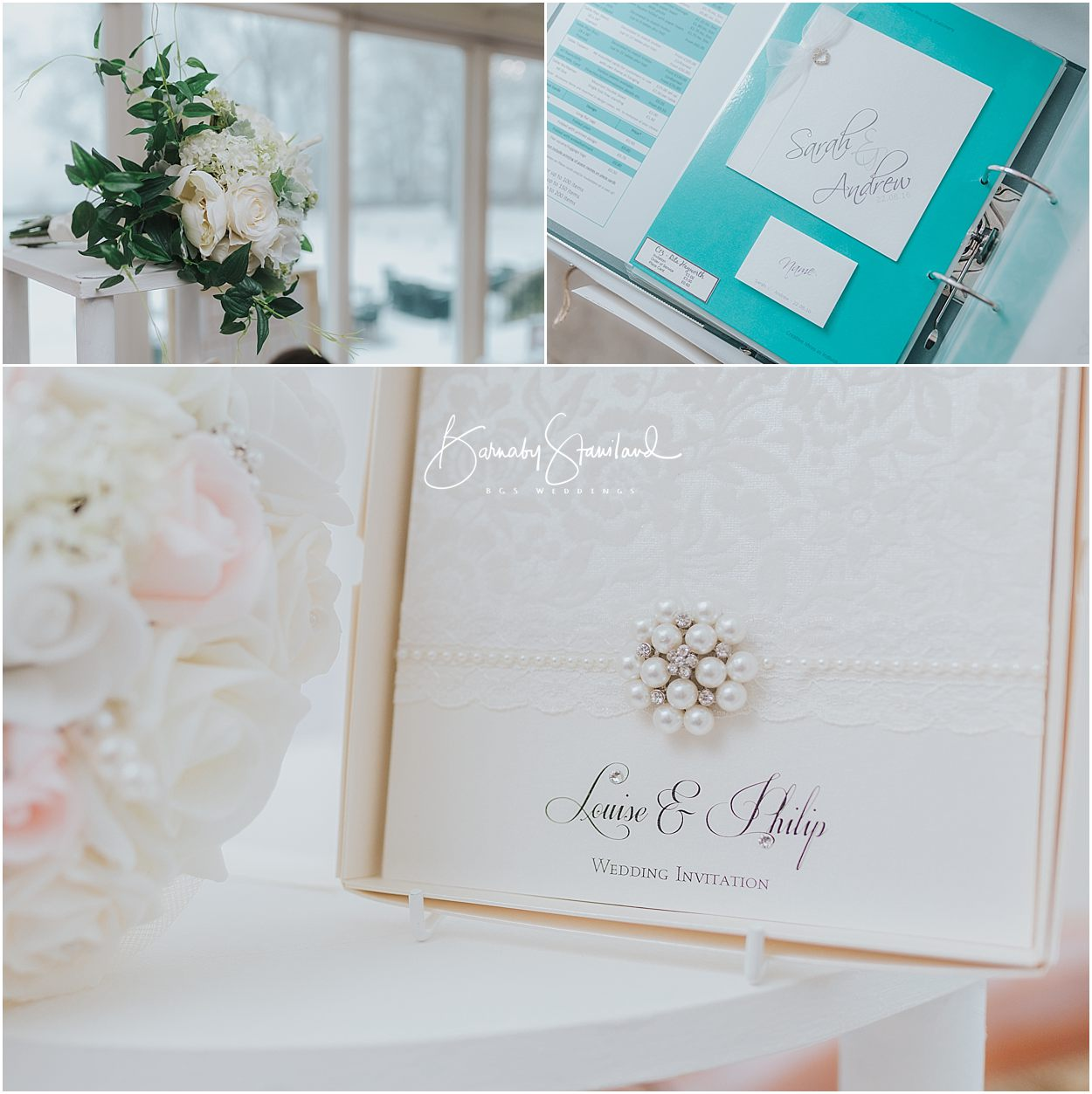 Rutland Wedding Photography wedding stationery