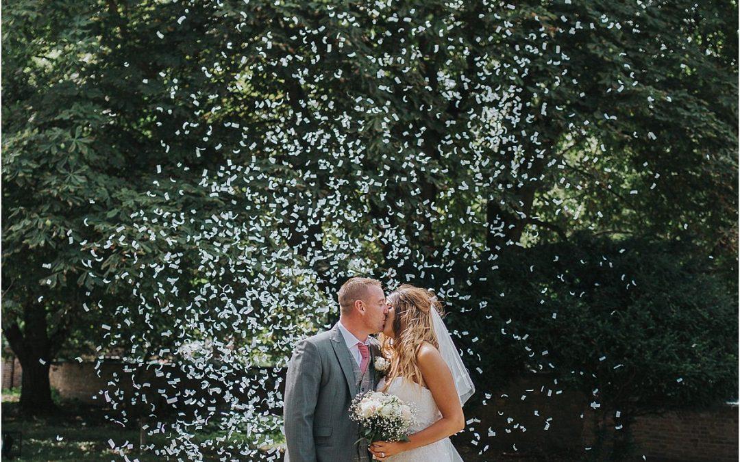 Chinn // Spalding Wedding Photographer