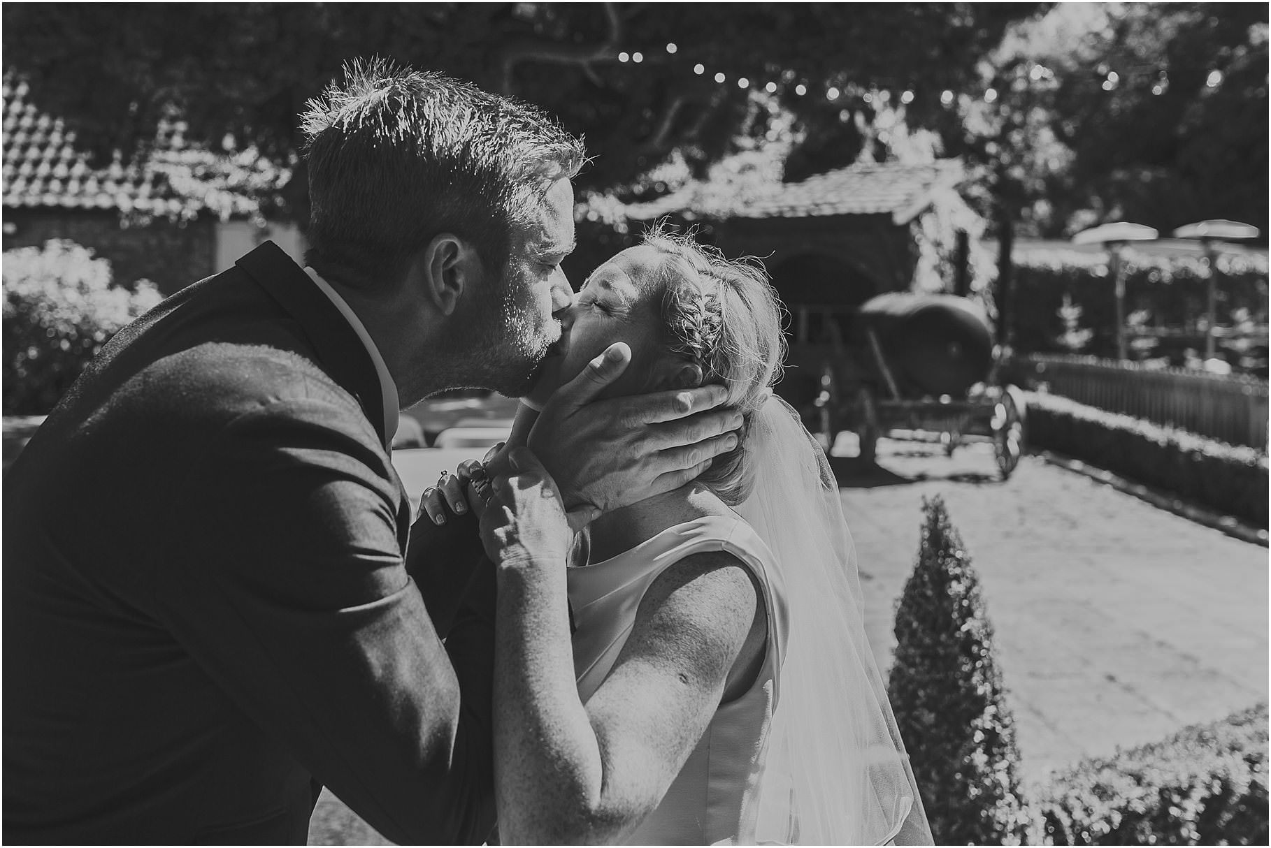 Cambridgeshire Wedding Photographer Black Horse Elton Wedding 1044 - Mr and Mrs Mac // CAMBRIDGESHIRE WEDDING