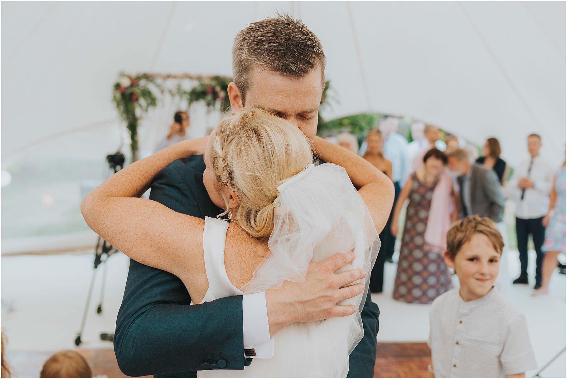 Cambridgeshire Wedding Photographer Black Horse Elton Wedding 1096 - Mr and Mrs Mac // CAMBRIDGESHIRE WEDDING