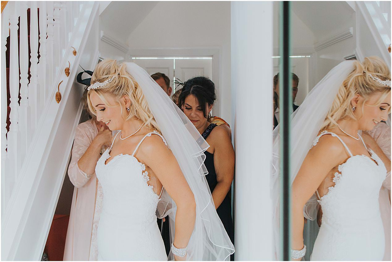 Leicestershire Wedding Photographer Hilton Weddings Leicestershire Wedding 1025 - Mr and Mrs Haynes // LEICESTER WEDDING