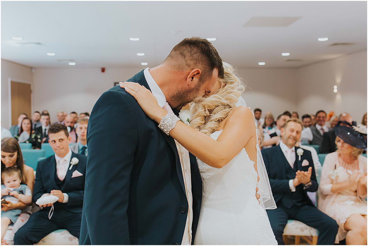 Leicestershire Wedding Photographer Hilton Weddings Leicestershire Wedding 1043 - Mr and Mrs Haynes // LEICESTER WEDDING