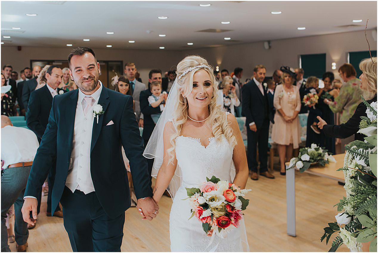 Leicestershire Wedding Photographer Hilton Weddings Leicestershire Wedding 1049 - Mr and Mrs Haynes // LEICESTER WEDDING