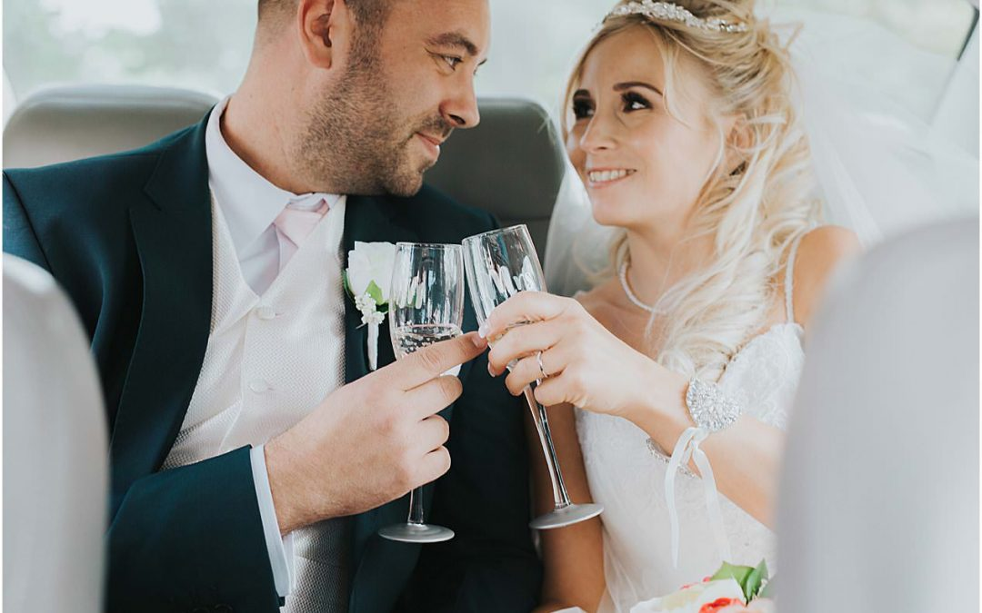 Mr and Mrs Haynes // LEICESTER WEDDING
