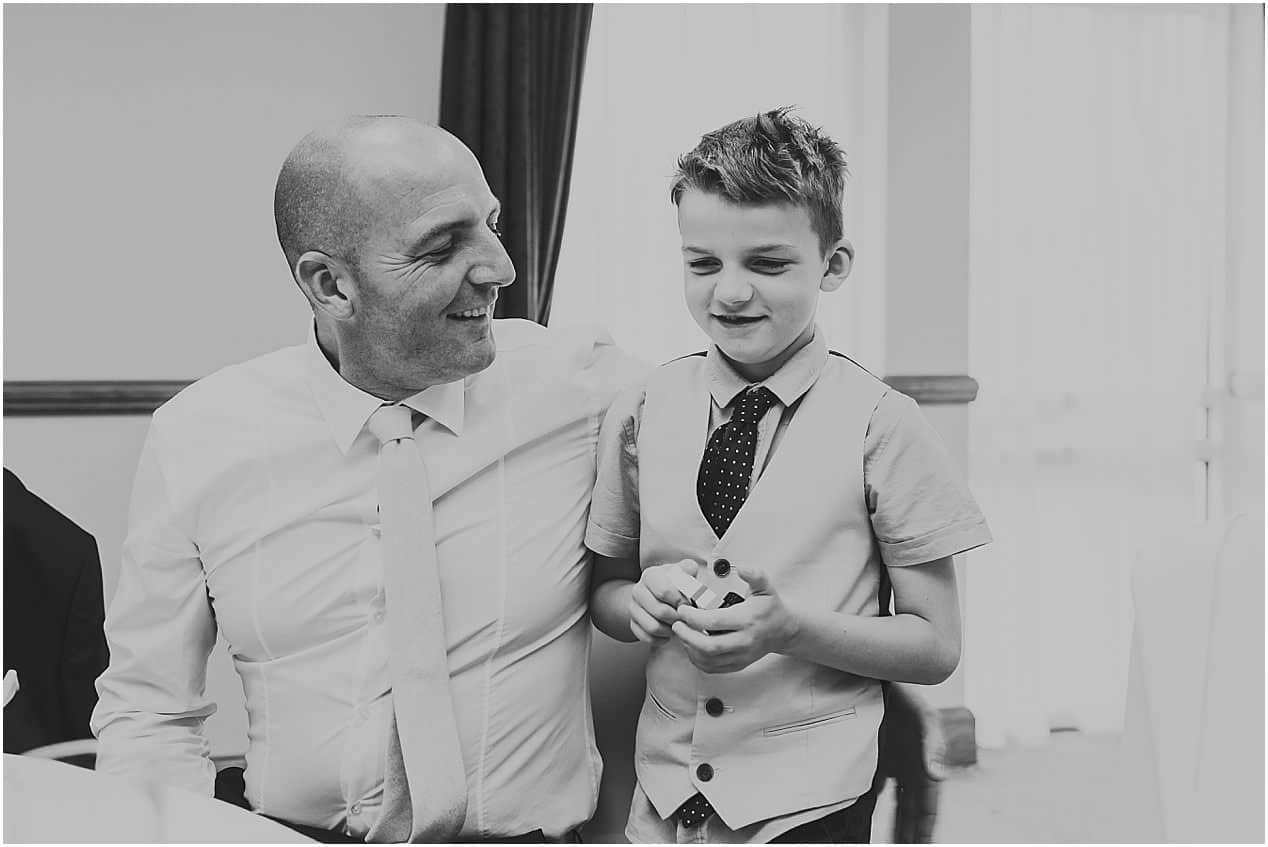 Leicestershire Wedding Photographer Hilton Weddings Leicestershire Wedding 1078 - Mr and Mrs Haynes // LEICESTER WEDDING