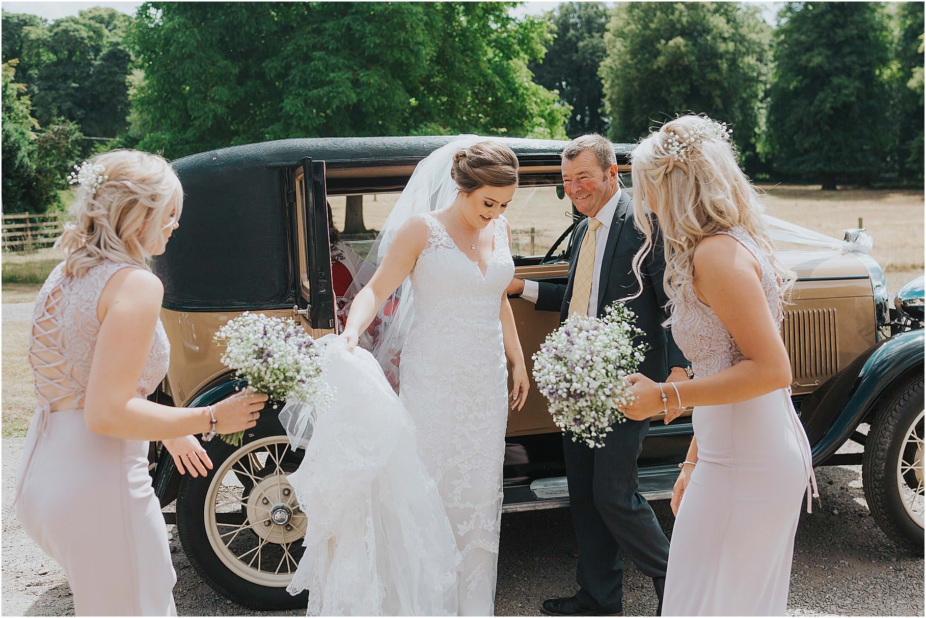 Rutland Weddings Exton Hall Exton Oakham Rutland Water Photographer 1042 - Mr and Mrs Barker // RUTLAND WEDDING