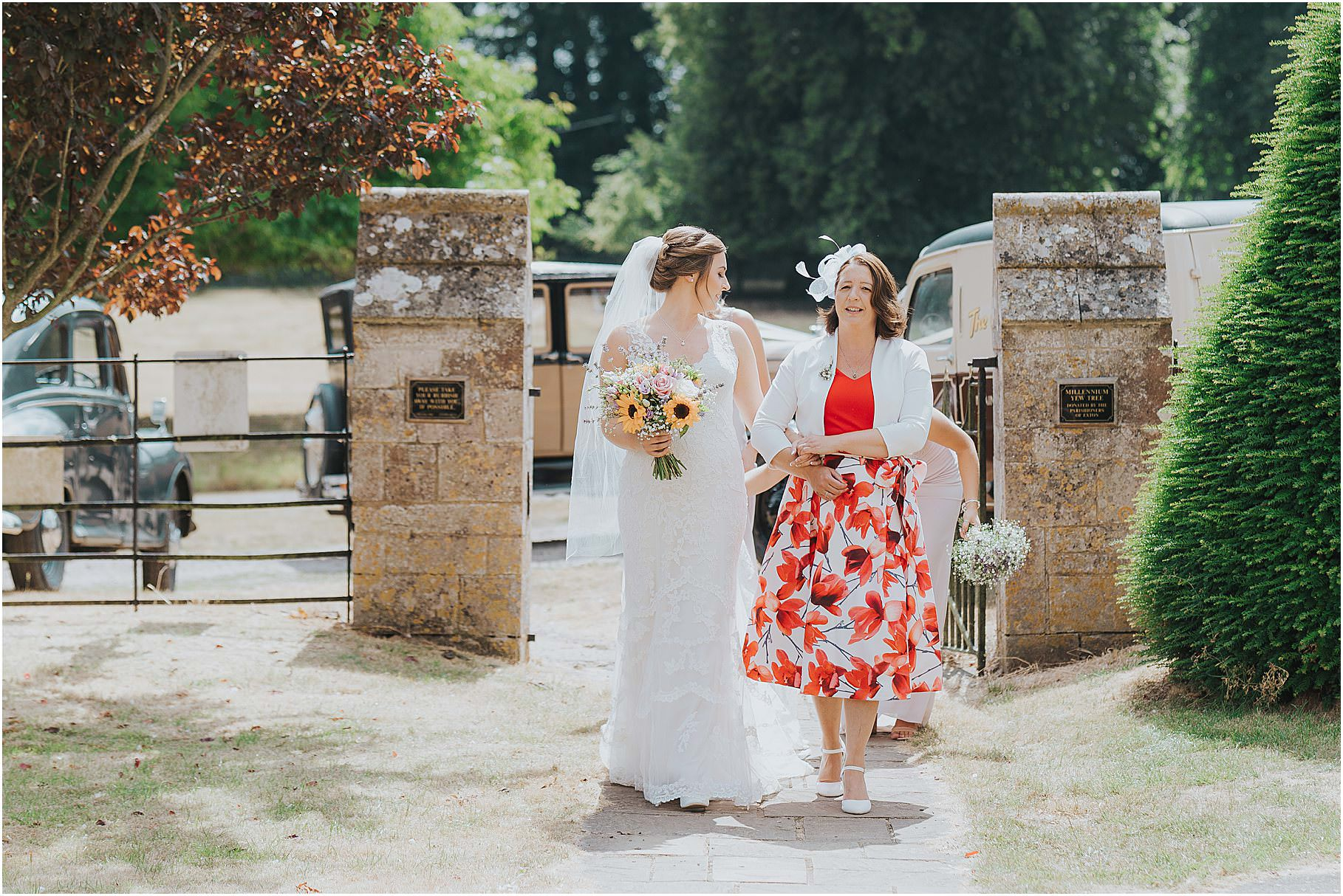 Rutland Weddings Exton Hall Exton Oakham Rutland Water Photographer 1043 - Mr and Mrs Barker // RUTLAND WEDDING