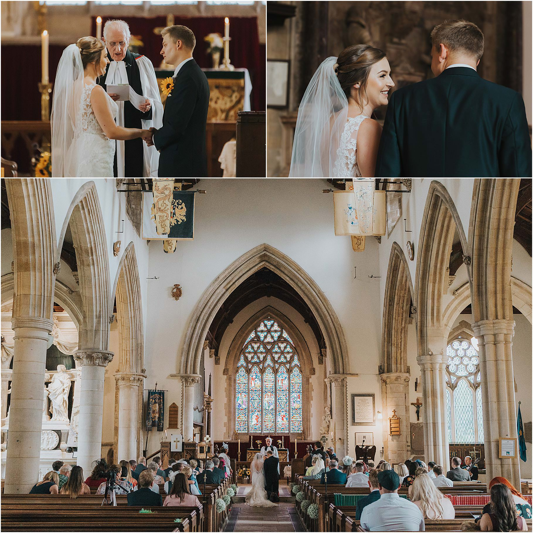 Rutland Weddings Exton Hall Exton Oakham Rutland Water Photographer 1052 - Mr and Mrs Barker // RUTLAND WEDDING