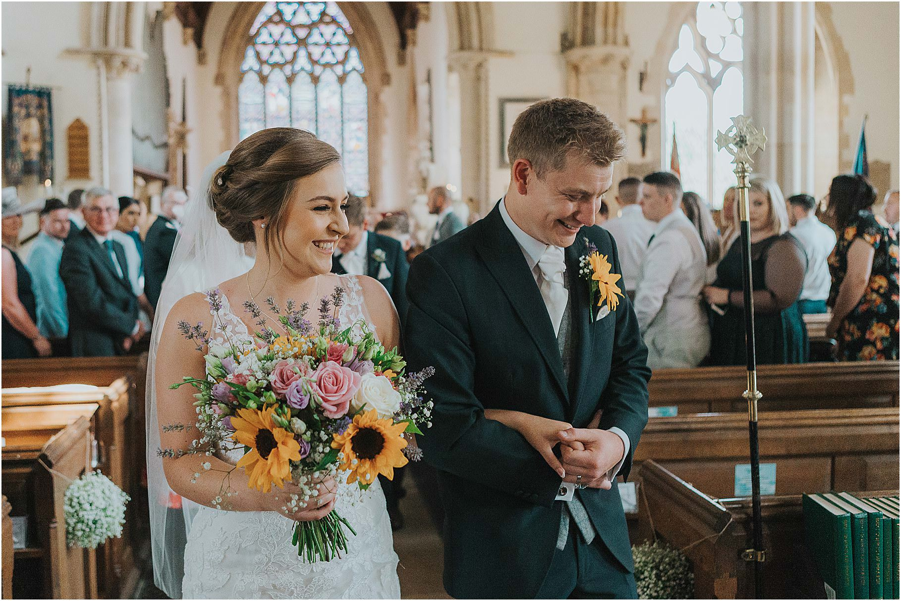 Rutland Weddings Exton Hall Exton Oakham Rutland Water Photographer 1057 - Mr and Mrs Barker // RUTLAND WEDDING