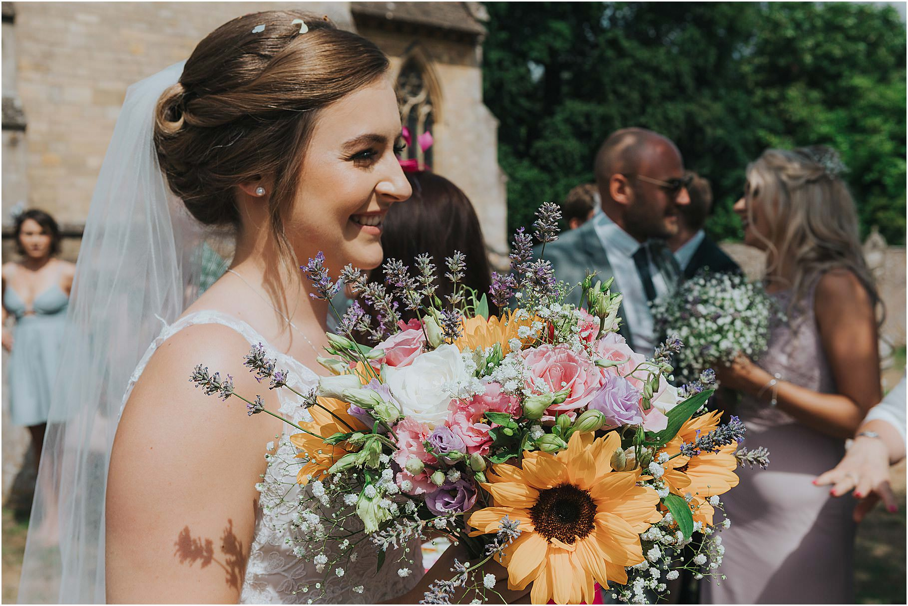 Rutland Weddings Exton Hall Exton Oakham Rutland Water Photographer 1060 - Mr and Mrs Barker // RUTLAND WEDDING