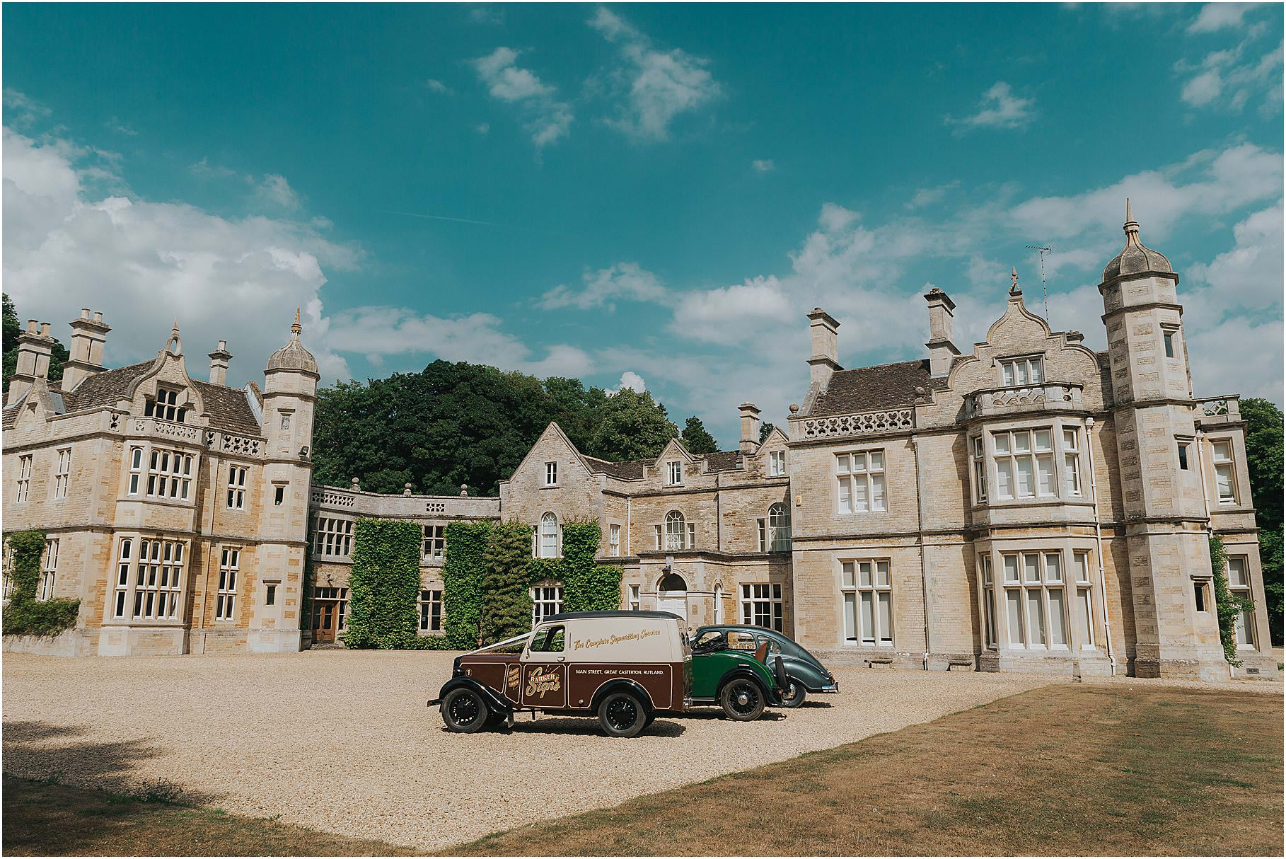 Rutland Weddings Exton Hall Exton Oakham Rutland Water Photographer 1069 - Mr and Mrs Barker // RUTLAND WEDDING