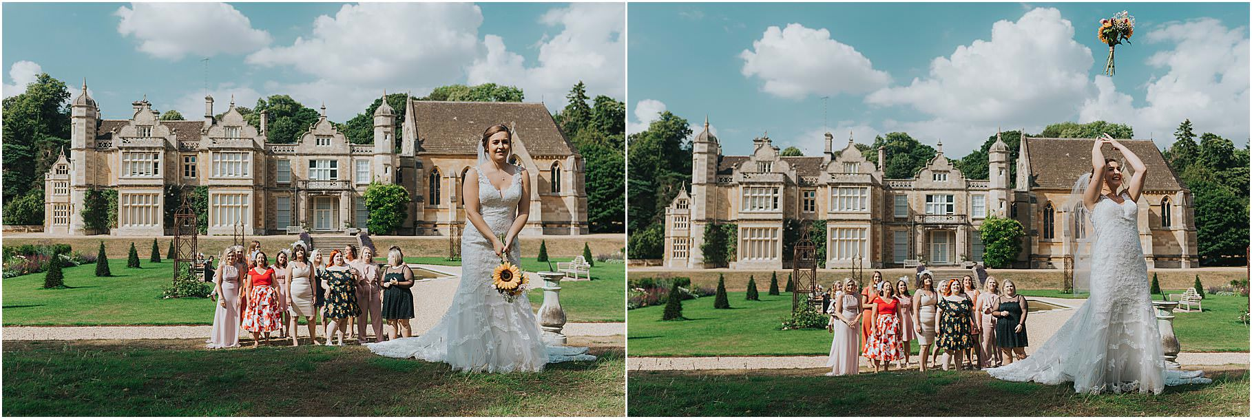 Rutland Weddings Exton Hall Exton Oakham Rutland Water Photographer 1072 - Mr and Mrs Barker // RUTLAND WEDDING