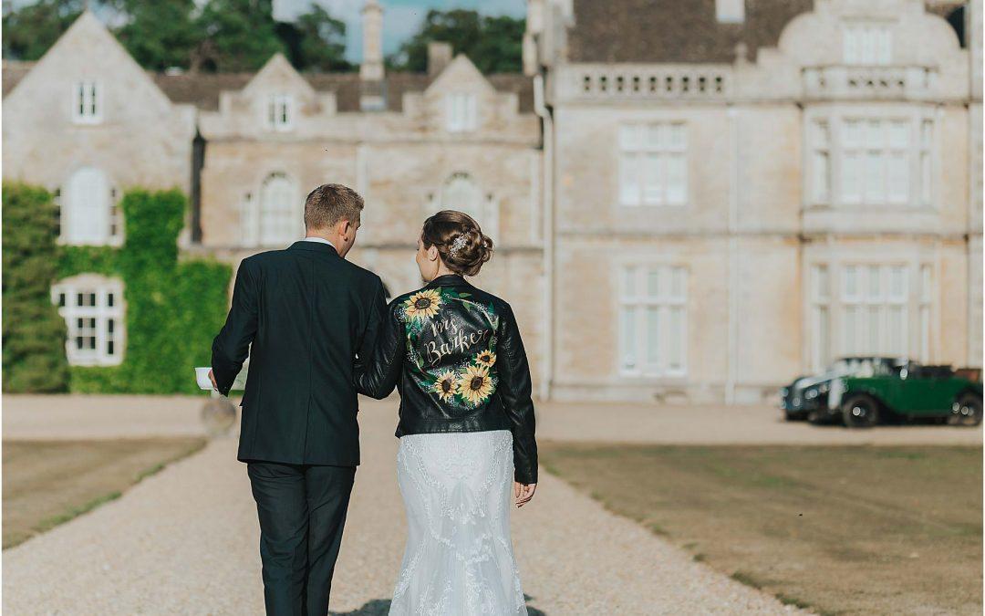 Mr and Mrs Barker // RUTLAND WEDDING