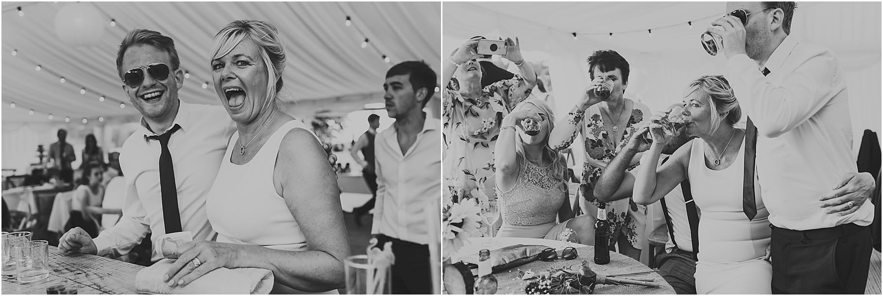 Rutland Weddings Exton Hall Exton Oakham Rutland Water Photographer 1110 - Mr and Mrs Barker // RUTLAND WEDDING