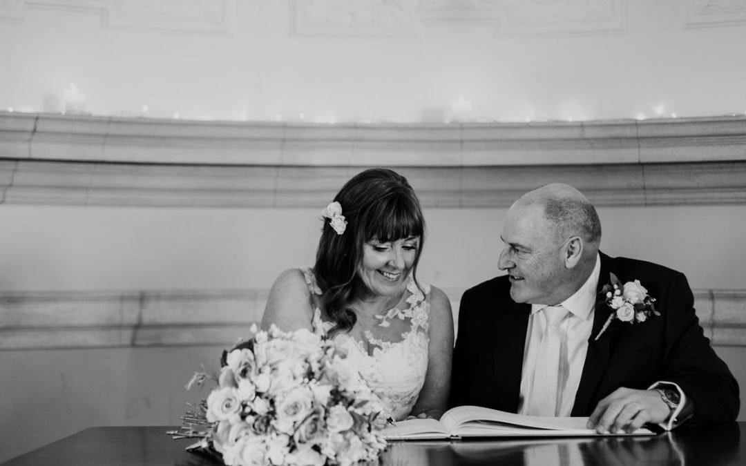 Normanton Park Wedding