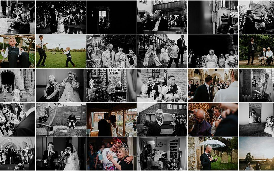 Natural Wedding Photos (2019)