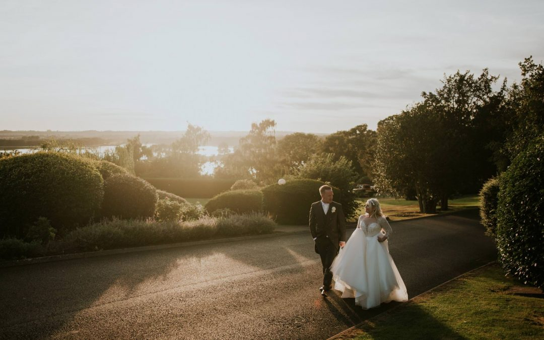 Barnsdale Hall Wedding Photographer |  Amy & Rory
