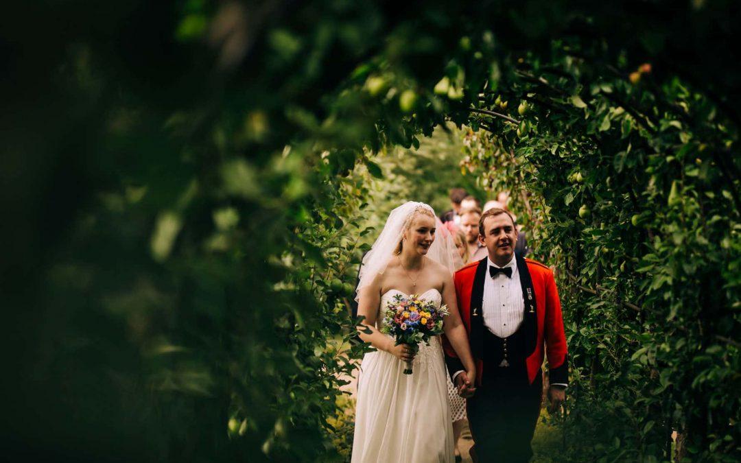 Barnsdale Gardens Wedding Photographer